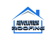 Revolution Roofing Logo - Entry #552