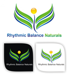 Rhythmic Balance Naturals Logo - Entry #113