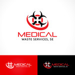 Medical Waste Services Logo - Entry #148