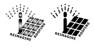 Reimagine Roofing Logo - Entry #183