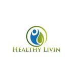 Healthy Livin Logo - Entry #356