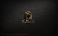 Atrium Hotel Logo - Entry #68