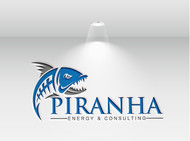 Piranha Energy & Consulting Logo - Entry #7
