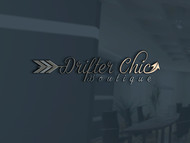 Drifter Chic Boutique Logo - Entry #114