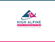 High Alpine Data Consulting (HAD Consulting?) Logo - Entry #74