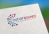 Out of Bounds Logo - Entry #40