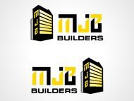 MJB BUILDERS Logo - Entry #94