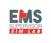 EMS Supervisor Sim Lab Logo - Entry #170