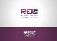 Regina Gordon Law Office  Logo - Entry #29