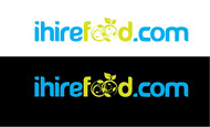 iHireFood.com Logo - Entry #61