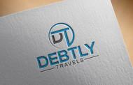 Debtly Travels  Logo - Entry #169