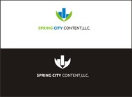 Spring City Content, LLC. Logo - Entry #22