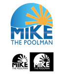 Mike the Poolman  Logo - Entry #57