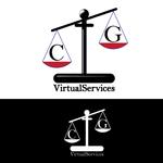 CGVirtualServices Logo - Entry #1