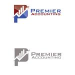 Premier Accounting Logo - Entry #74