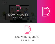 Dominique's Studio Logo - Entry #164