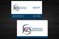 jcs financial solutions Logo - Entry #409