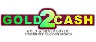 Gold2Cash Logo - Entry #6