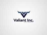 Valiant Inc. Logo - Entry #341