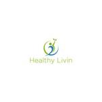 Healthy Livin Logo - Entry #489