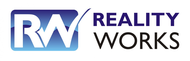 Reality Works Logo - Entry #1