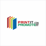 PrintItPromoteIt.com Logo - Entry #63