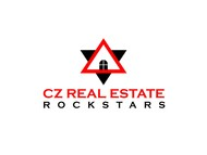 CZ Real Estate Rockstars Logo - Entry #155