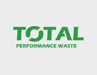 Total Performance Waste Logo - Entry #60