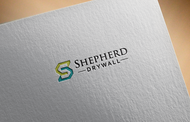 Shepherd Drywall Logo - Entry #129