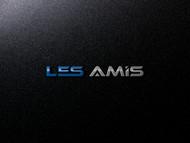 Les Amis Logo - Entry #5