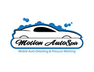 Motion AutoSpa Logo - Entry #301