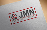 JMN Investigations & Protective Services Logo - Entry #69