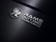Rams Duty Free + Smoke & Booze Logo - Entry #247