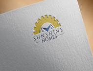 Sunshine Homes Logo - Entry #327