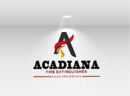 Acadiana Fire Extinguisher Sales and Service Logo - Entry #229