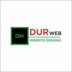 Durweb Website Designs Logo - Entry #116