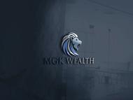 MGK Wealth Logo - Entry #251