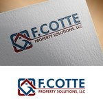 F. Cotte Property Solutions, LLC Logo - Entry #286