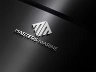 Masters Marine Logo - Entry #131