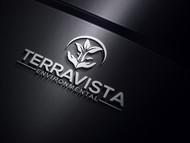 TerraVista Construction & Environmental Logo - Entry #69