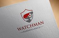 Watchman Surveillance Logo - Entry #312