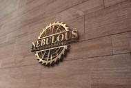 Nebulous Woodworking Logo - Entry #124