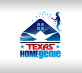 Texas Home Genie Logo - Entry #98