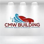 CMW Building Maintenance Logo - Entry #449