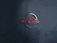 Bill Blokker Spraypainting Logo - Entry #96
