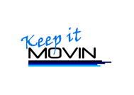 Keep It Movin Logo - Entry #76