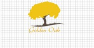 Golden Oak Wealth Management Logo - Entry #192