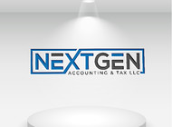 NextGen Accounting & Tax LLC Logo - Entry #405