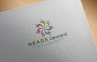 H.E.A.D.S. Upward Logo - Entry #153