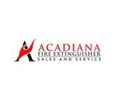 Acadiana Fire Extinguisher Sales and Service Logo - Entry #163